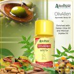 OlivAllen Ayurvedic Body Oil