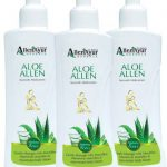 AloeAllen Ayurvedic Body Lotion (300ml X 3)
